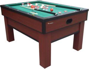 Classic Bumper Pool Table