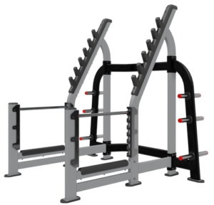 NAUTILUS® SQUAT RACK