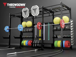THROWDOWN® 4 X 14 STANDARD XTC RIG