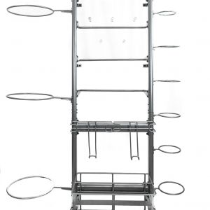 Light Accessories Rack